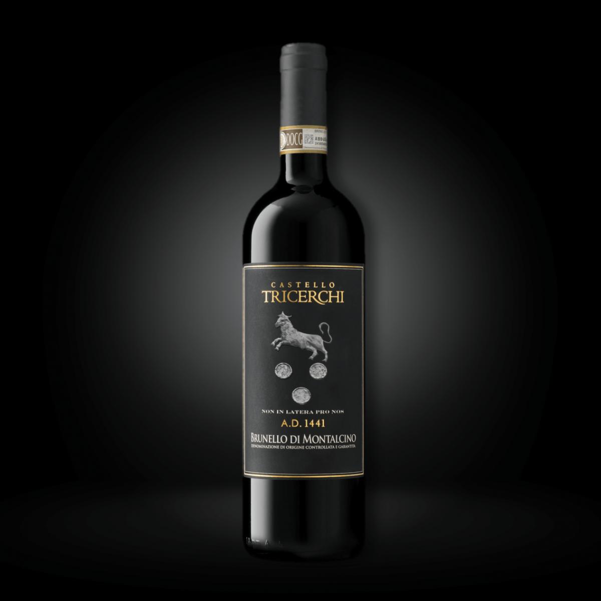 Brunello di Montalcino A.D. 1441 DOCG 2015